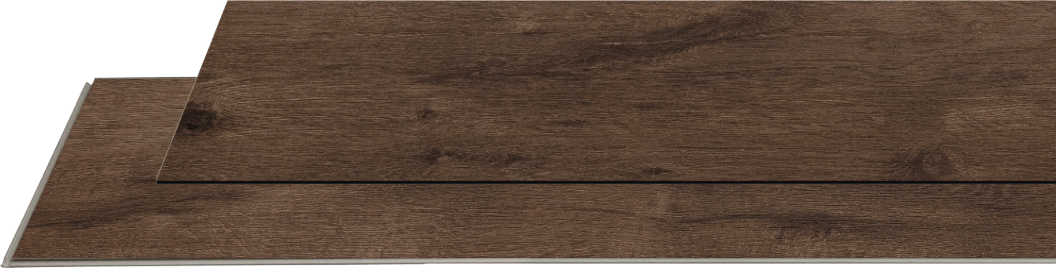 Vinyl flooring plank from the Studio line of products