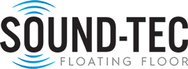Logo for Sound-Tec line of vinyl flooring products from Urban Surfaces