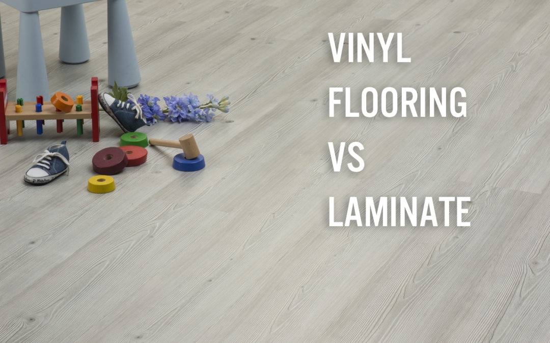 Vinyl Versus Laminate Flooring: What's the Difference?