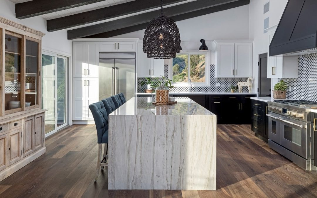 5 reasons to choose vinyl flooring for your kitchen