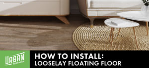 How To Install: InstaGrip Loose Lay Vinyl