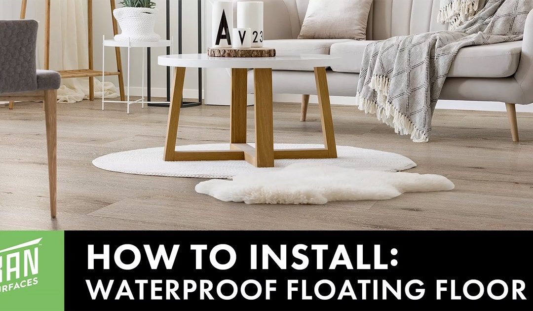 How to Install Our Sound-Tec Waterproof Floors