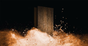 InstaGrip flooring plank bursting onto the scene
