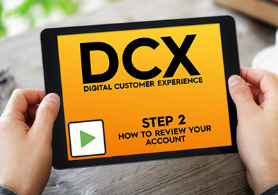 Thumbnail image for Urban Surfaces DCX Step 2: How To Review Your Account