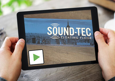 Thumbnail image for How To Install A Sound-Tec Floating Floor
