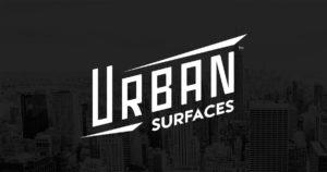 Logo & Thumbnail for Urban Surfaces