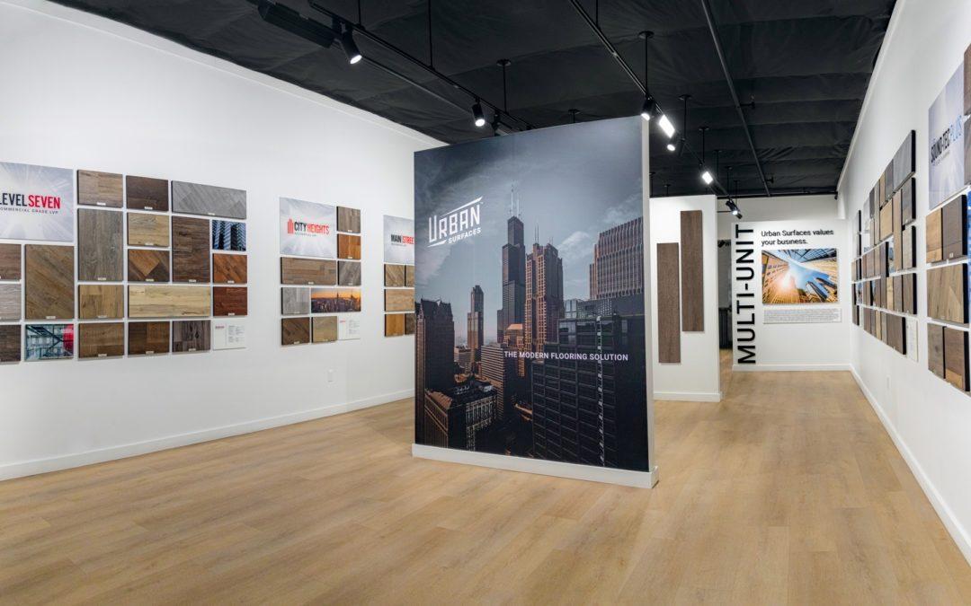 New Southern California Flooring Showroom