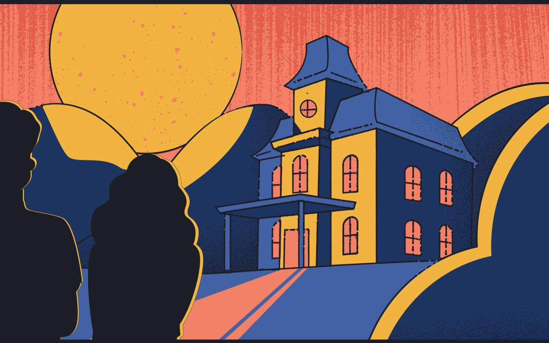The Flooring Zone: A Spooky Halloween Tale